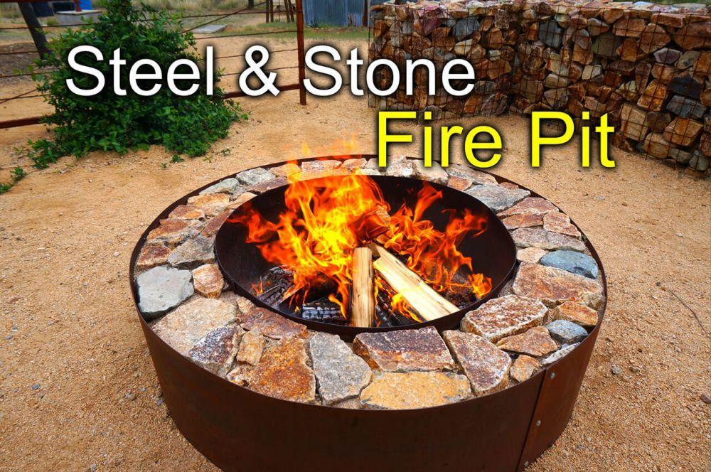 25+ Ideas for DIY Backyard Fire Pit in 2020 Cheap fire