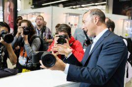 Vorstellung der Lytro ILLUM, 33. Photokina 2014 - Internationale Fotofachmesse in Köln http://blog.ks-fotografie.net/fotothemen/photokina/photokina-2016-eintrittskarten-gewinnspiel/