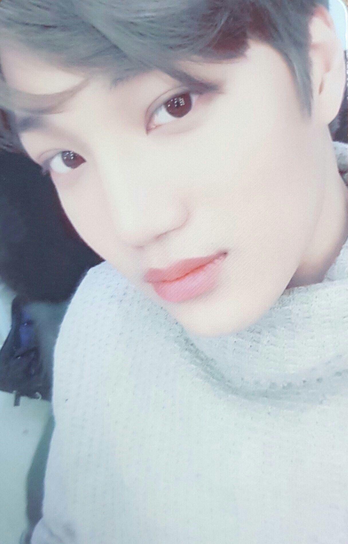 SCAN EXO Photocard