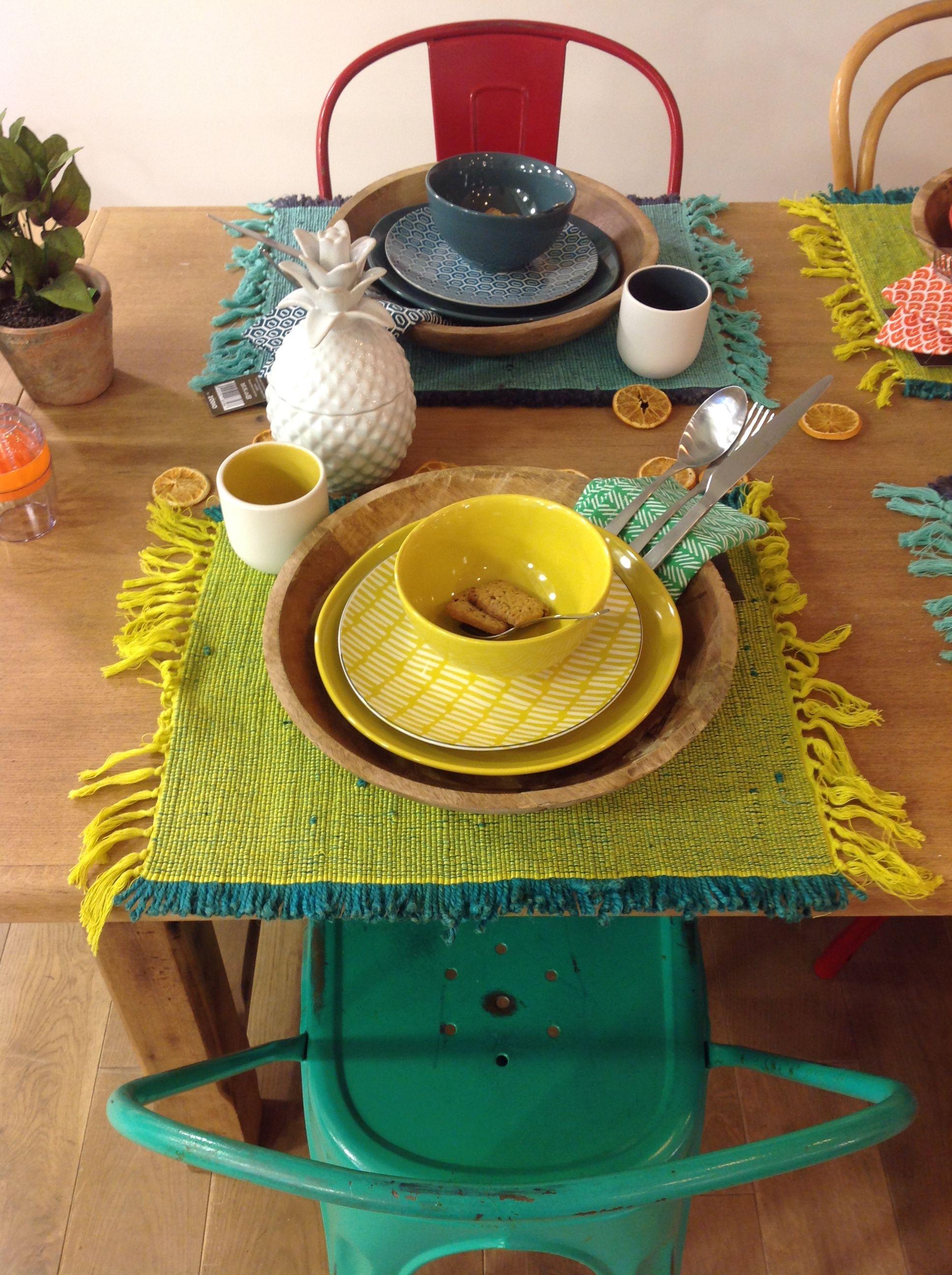 Salon Herblay Declic Vacances Nomades Deco Table Deco Objets