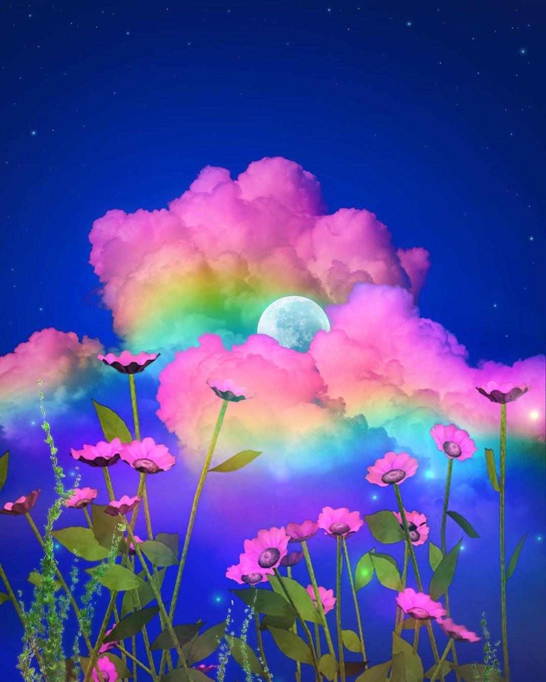 Youniverce Instagram Ryhtya Skies Valokuvaus Youniverce Youniverce Skyisland Vision Rainbow Wallpaper Rainbow Aesthetic Aesthetic Pastel Wallpaper