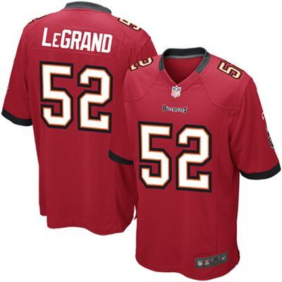 The Bucs Announced That Legrand S Jersey Will Go On Sale At The Team Shop And All Proceeds Will Go To The Eric Legrand Tampa Bay Buccaneers Buccaneers Jersey