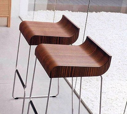 Contemporary Bar Stools With Stylish Designs Model