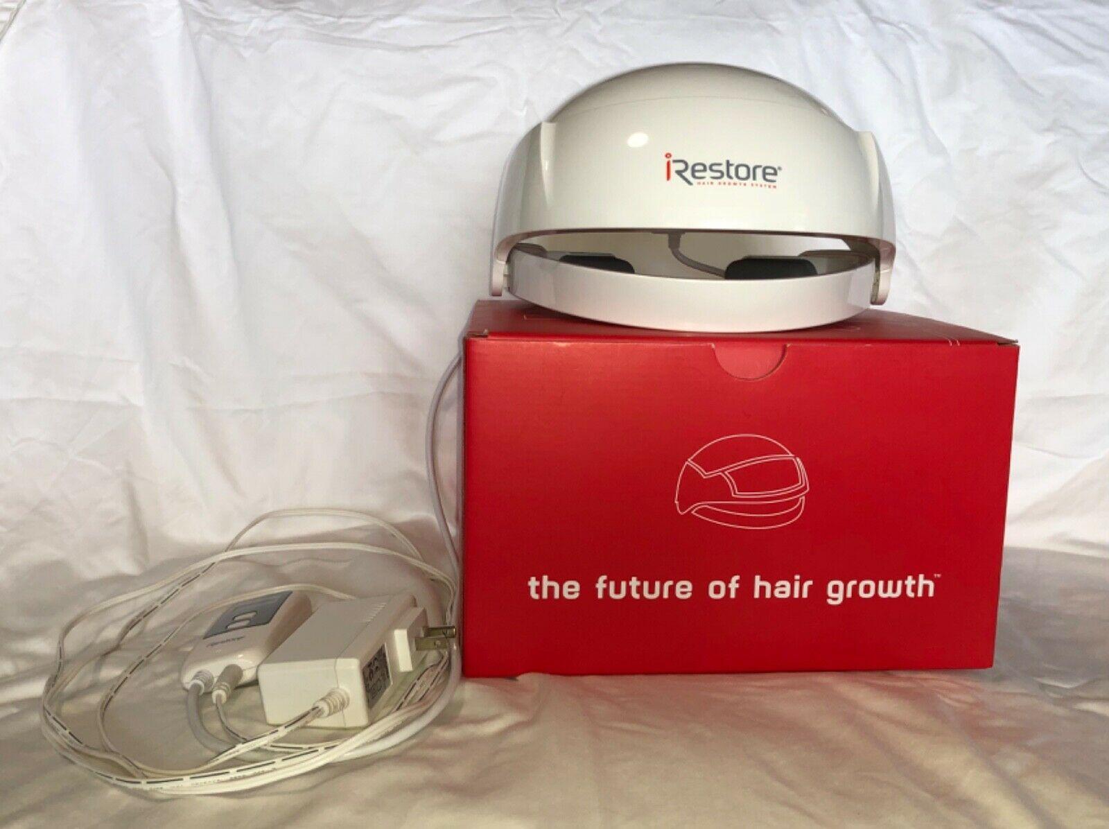 iRestore Essential Laser Hair Growth System hairgrowth in