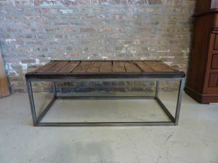 coffee table - brick layers pallet #furniture #up-cycled | unique