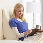 Warming Backrest Massager At Sharper Image Things I Want Pillows