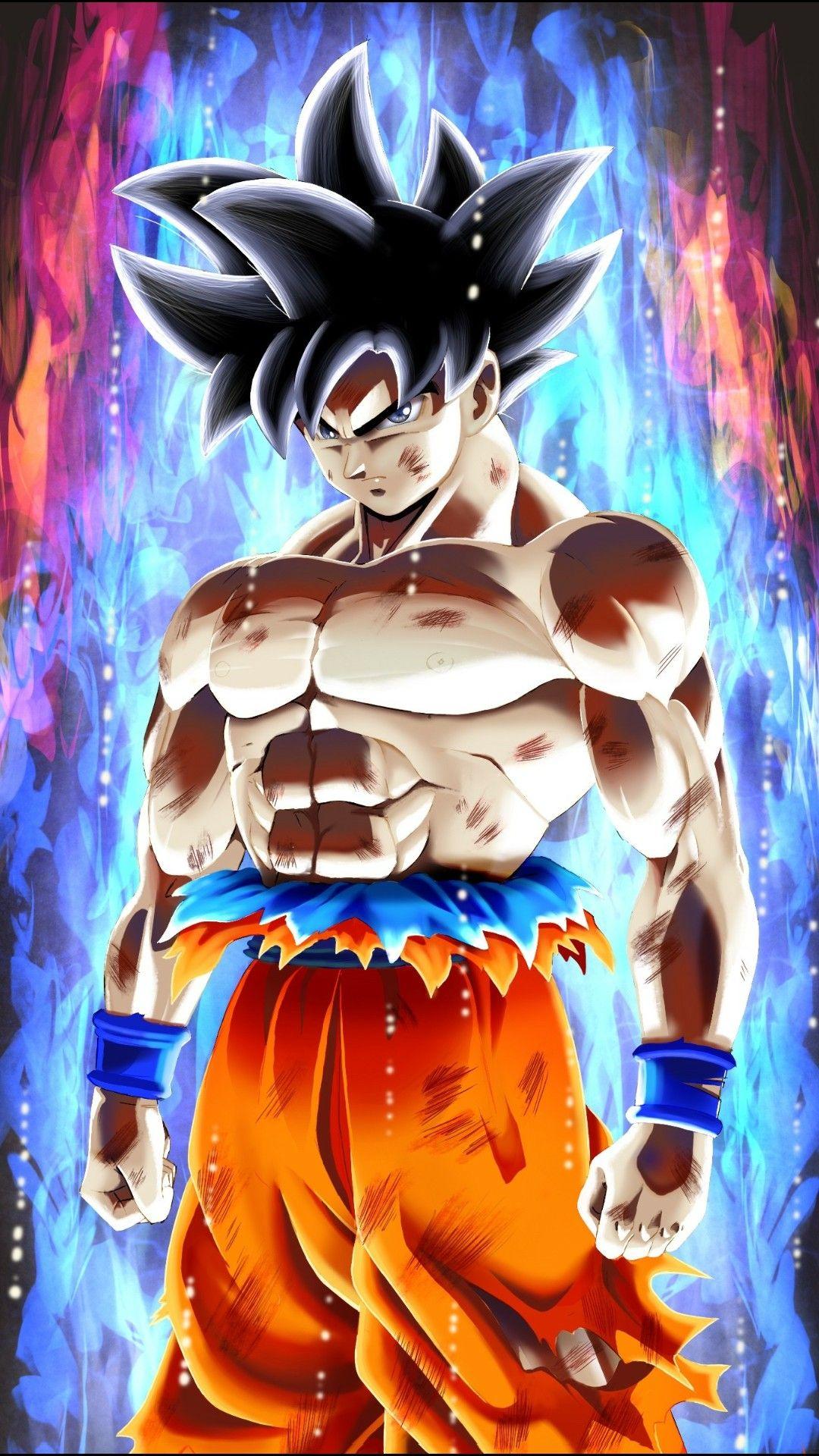 Goku Full Power Dragon Ball Wallpapers Goku Wallpaper Dragon Ball Super Manga