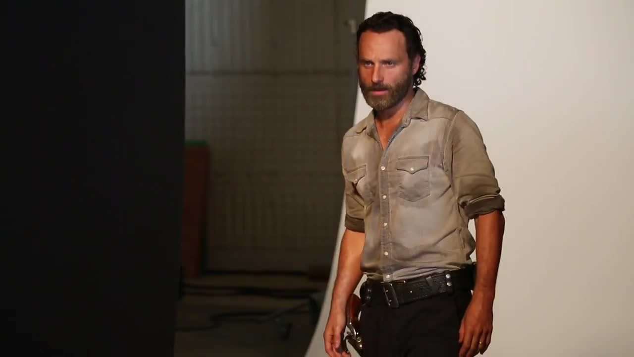 Andrew Lincoln - Men's Fitness Magazine Photoshoot 2014 | Carlost