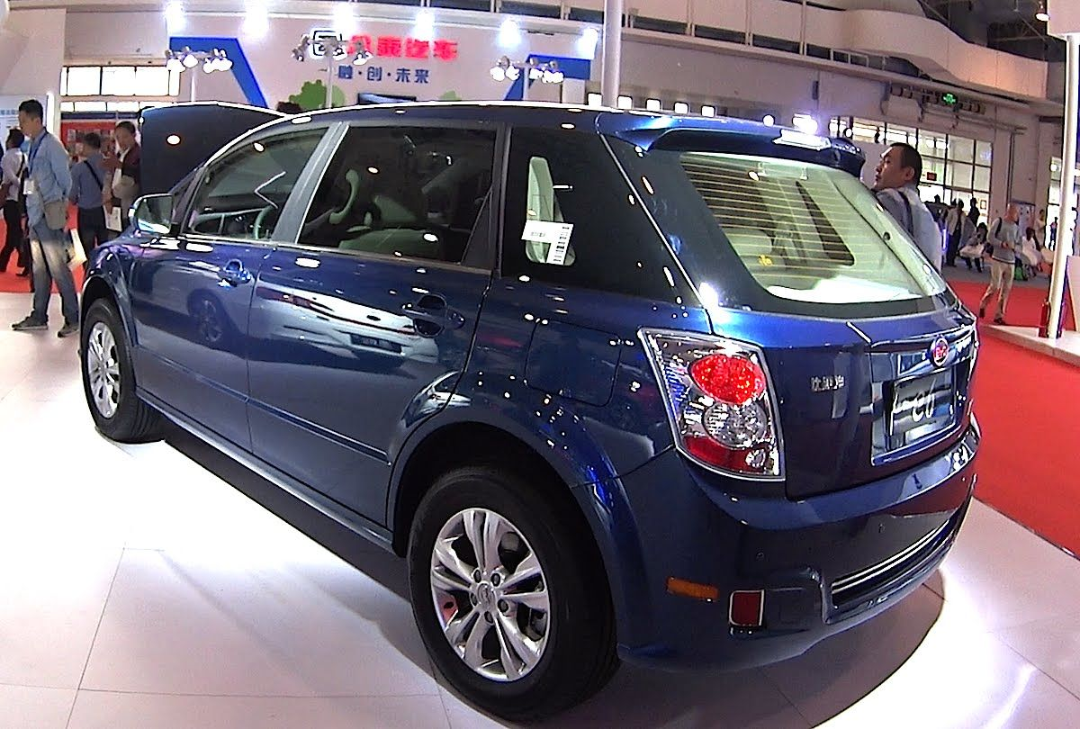 2016, 2017 BYD E6 listed & priced in China, The BYD e6 full ...