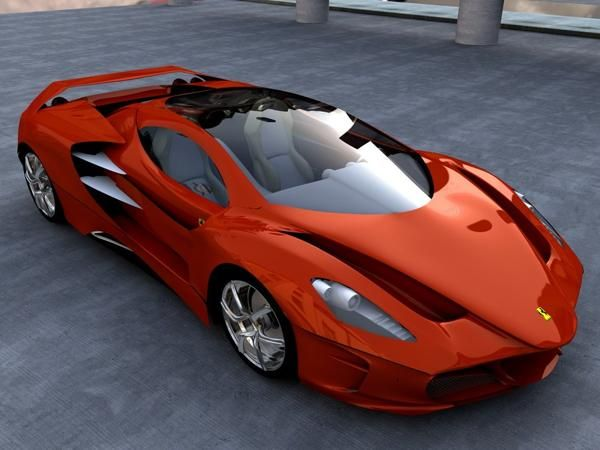 2014 Ferrari F70 Is The Name Given By The Press Of A Car Built By Ferrari