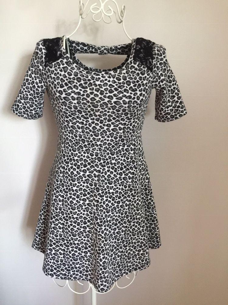 cd04c06cd54b Very Stylish Xhilaration Girls Leopard Print Dress Size L (10/12) #fashion  #clothing #shoes #accessories #kidsclothingshoesaccs #girlsclothingsizes4up  (ebay ...