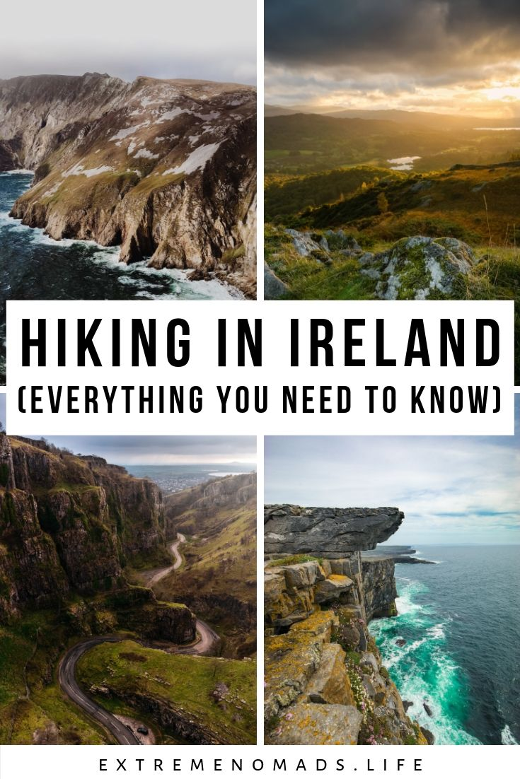 Hiking in Ireland: Complete Guide