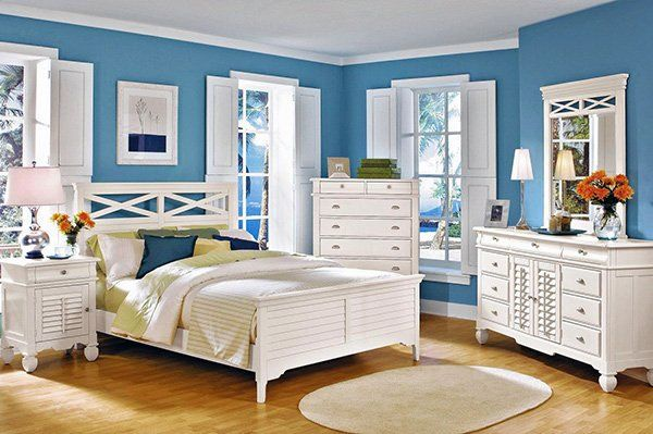 Fresh Simple Yet Elegant Blue Bedroom Walls New - New Decorating Bedroom Walls Pictures