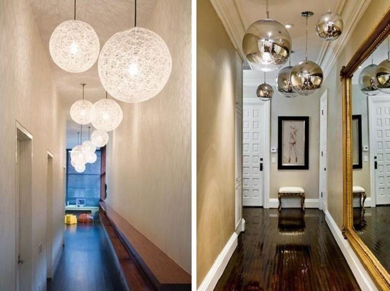 Luces 2 ideas incre bles para decorar tu pasillo for Diseno pasillos interiores