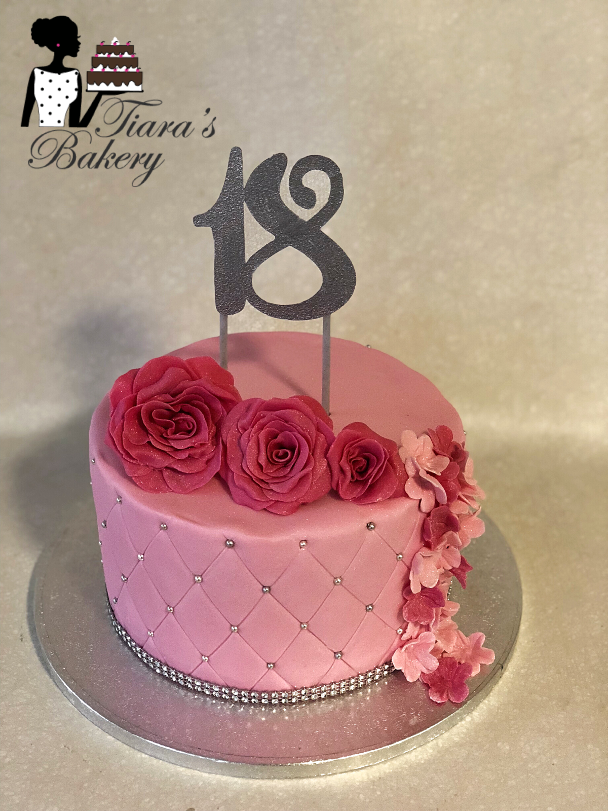 Awesome Homemade Cake Ideas For 18Th Birthday The Cake Boutique Personalised Birthday Cards Epsylily Jamesorg