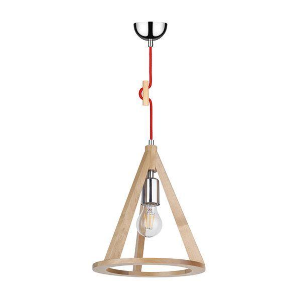 Lustre bois anastasie 14900 € suspension design particulièrement réussie un peu magique