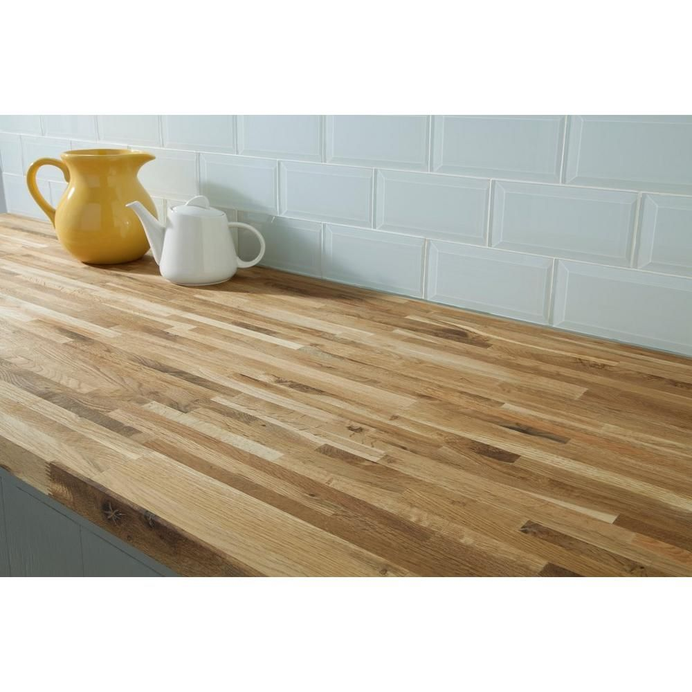Fumed Oak Butcher Block Countertop 12ft Butcher Block Countertops Hardwood Countertops Countertops