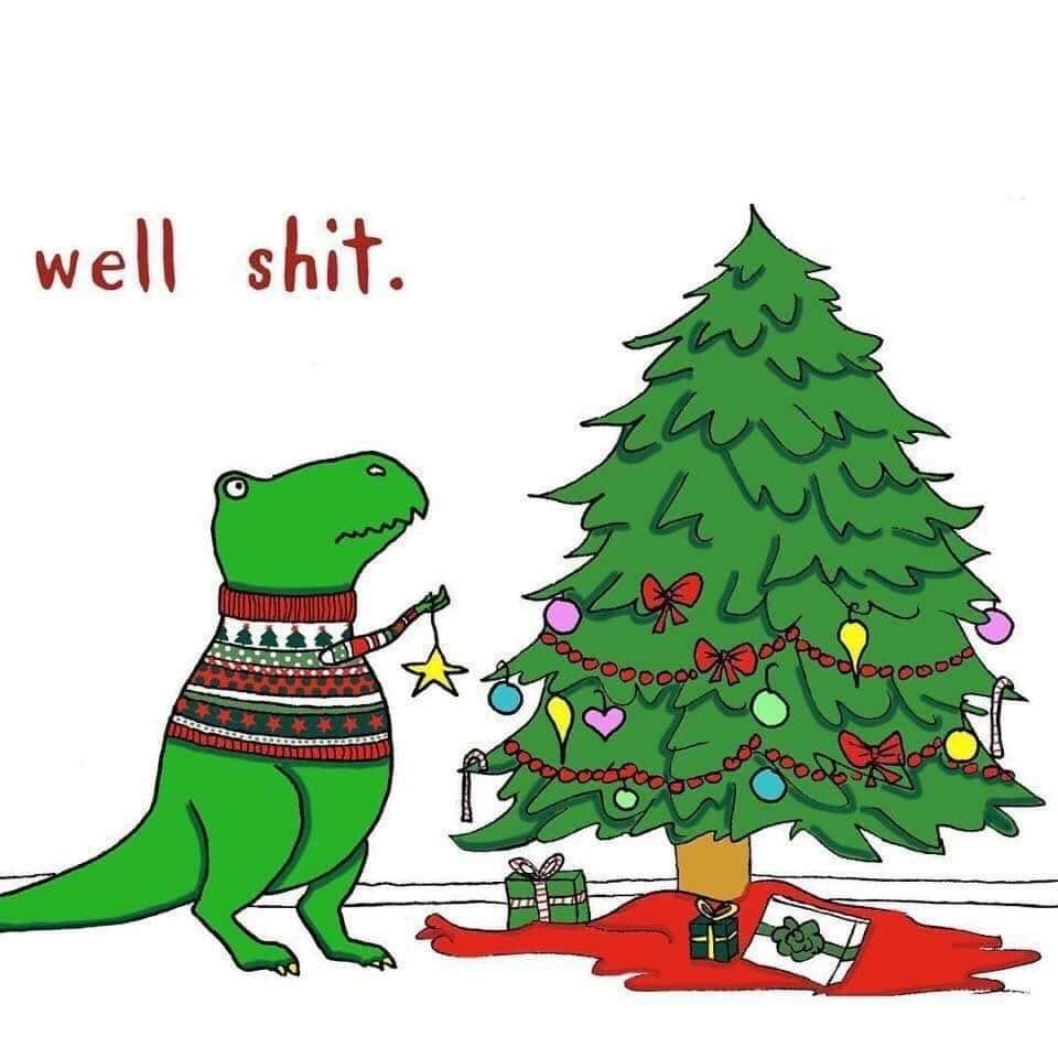 Pin By Amy Plyler On Tis The Season To Be Jolly Christmas Humor Funny Cartoons Christmas Memes