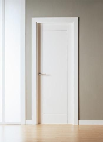 Lualdi classic modern door Doooorz Pinterest Modern door - peindre un encadrement de porte