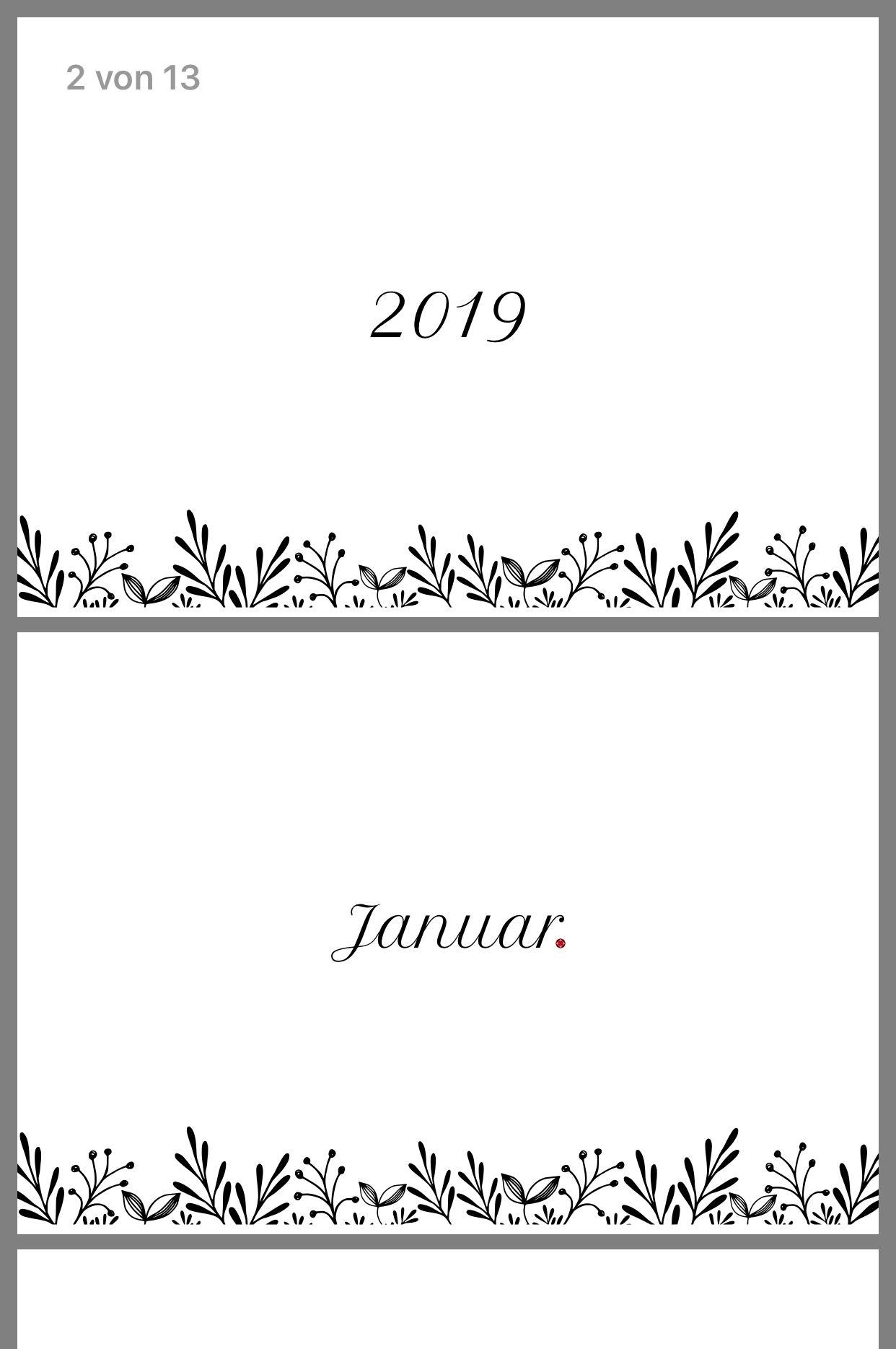 Pin von Sille Bro auf Bullet journal Januar