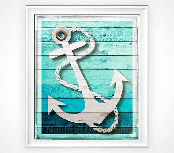 Anchor Wall Decor | Anchor Decorations | Pinterest | Anchor Wall Decor,  Rustic Wall Decor And Wall Decor