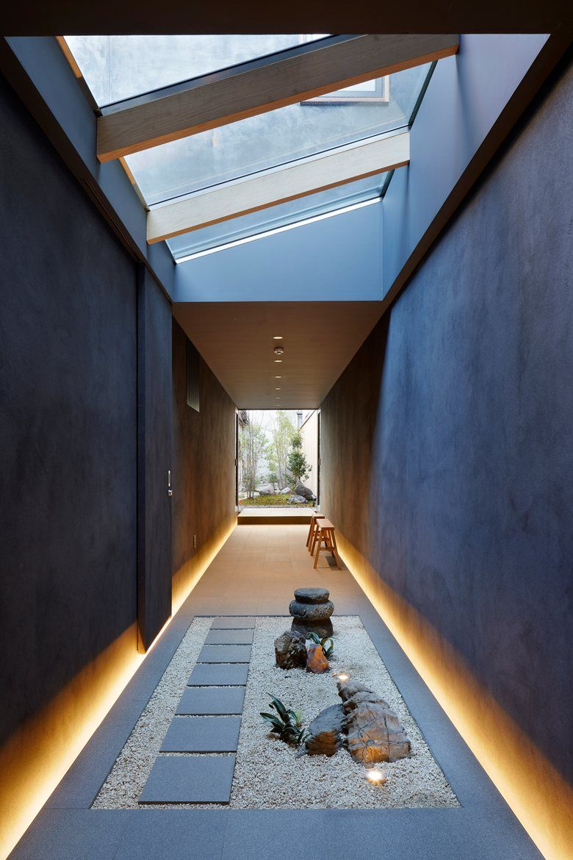 Guest House B L U E Architecture Studio Zen House