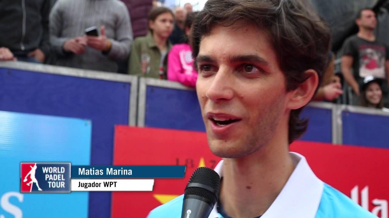 Ruiz Marina vs Diaz Sanchez | Octavos Barcelona Master 2016. #Pádel #PádelCompetición #PádelProfesional.