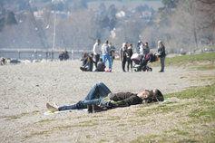 Le printemps est arrivé avant l'heure dans le canton  printemps.24heures.ch