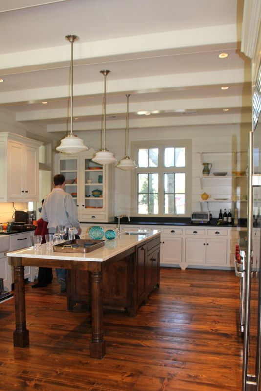 Small Custom Homes Texas Ranch Style Homes Custom Ranch Homes Design Interior Designs: Kitchen Island In Hill Country Ranch Near Austin