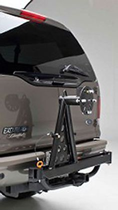 Right! good ford excursion swinging spare tire carrier sorry, this