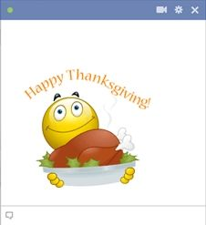 Happy Thanksgiving Happy Thanksgiving Thanksgiving Messages Smiley