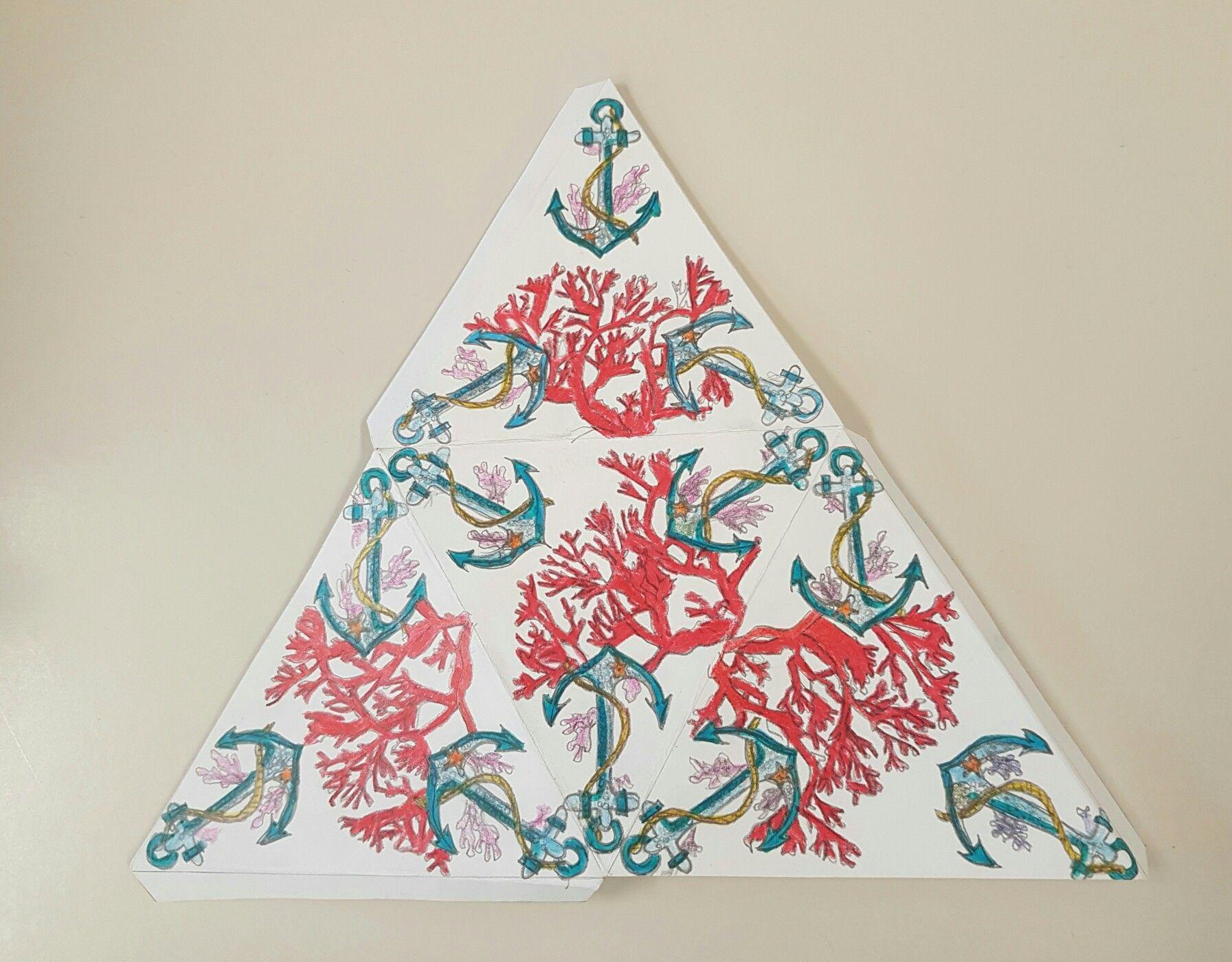Tetraedro - 2H