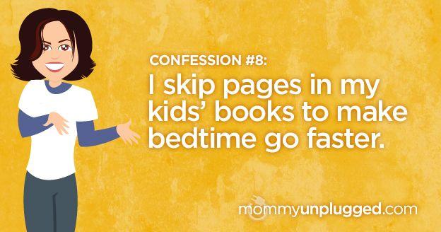 True Story, haha.