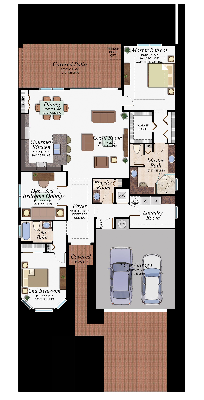 GL Homes | House Floor Plans | Boynton beach florida, House ... on townhouse plans florida, kitchen cabinets florida, cottage plans florida, open floor plans florida, swimming pool plans florida,