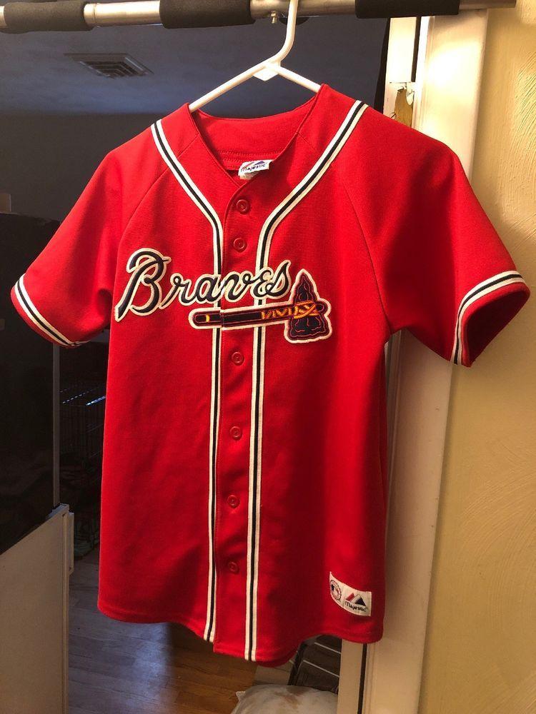 info for fe802 ef801 Jeff Francoeur Atlanta Braves Kids Large #fashion #clothing ...