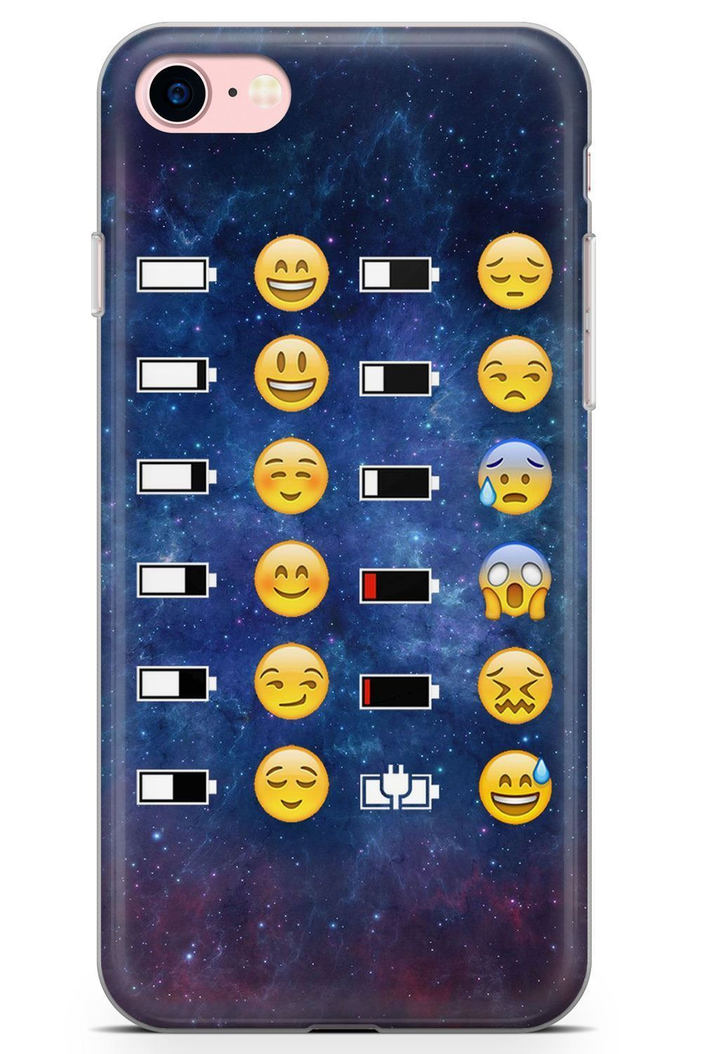 There Is Nothing Worse Than A Flat Battery We Know What You Go Through Protect Your Phone With This Super Awesom Emoji Phone Cases Iphone Cases Emoji Fashion