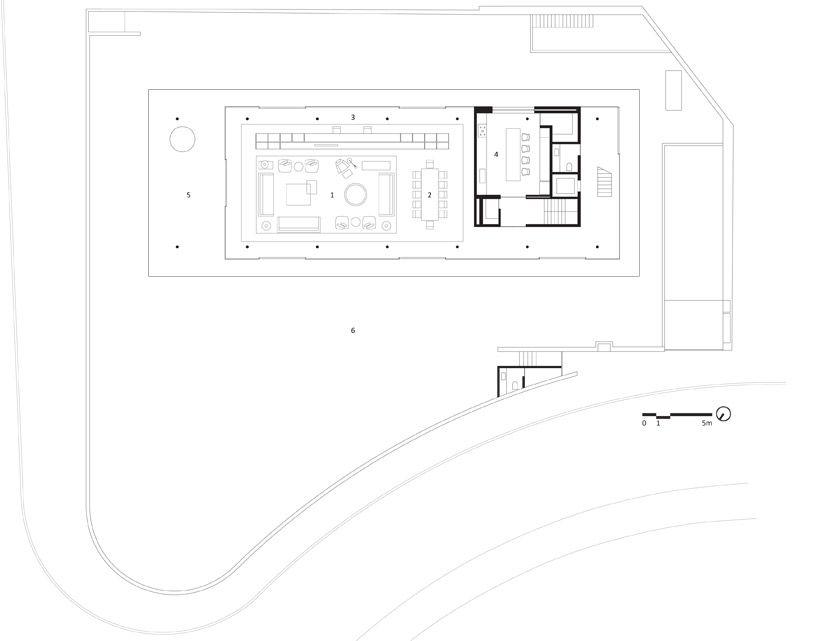 studio mk27: toblerone house