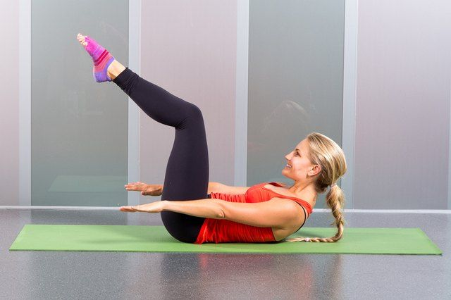 19 Ab-Sculpting Pilates Moves You Can Do at Home   Livestrong.com