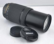 Nikon ED AF NIKKOR 70-300mm D Zoom Lens for D70 D80 D90 D3100 D3200 D5100 D5200
