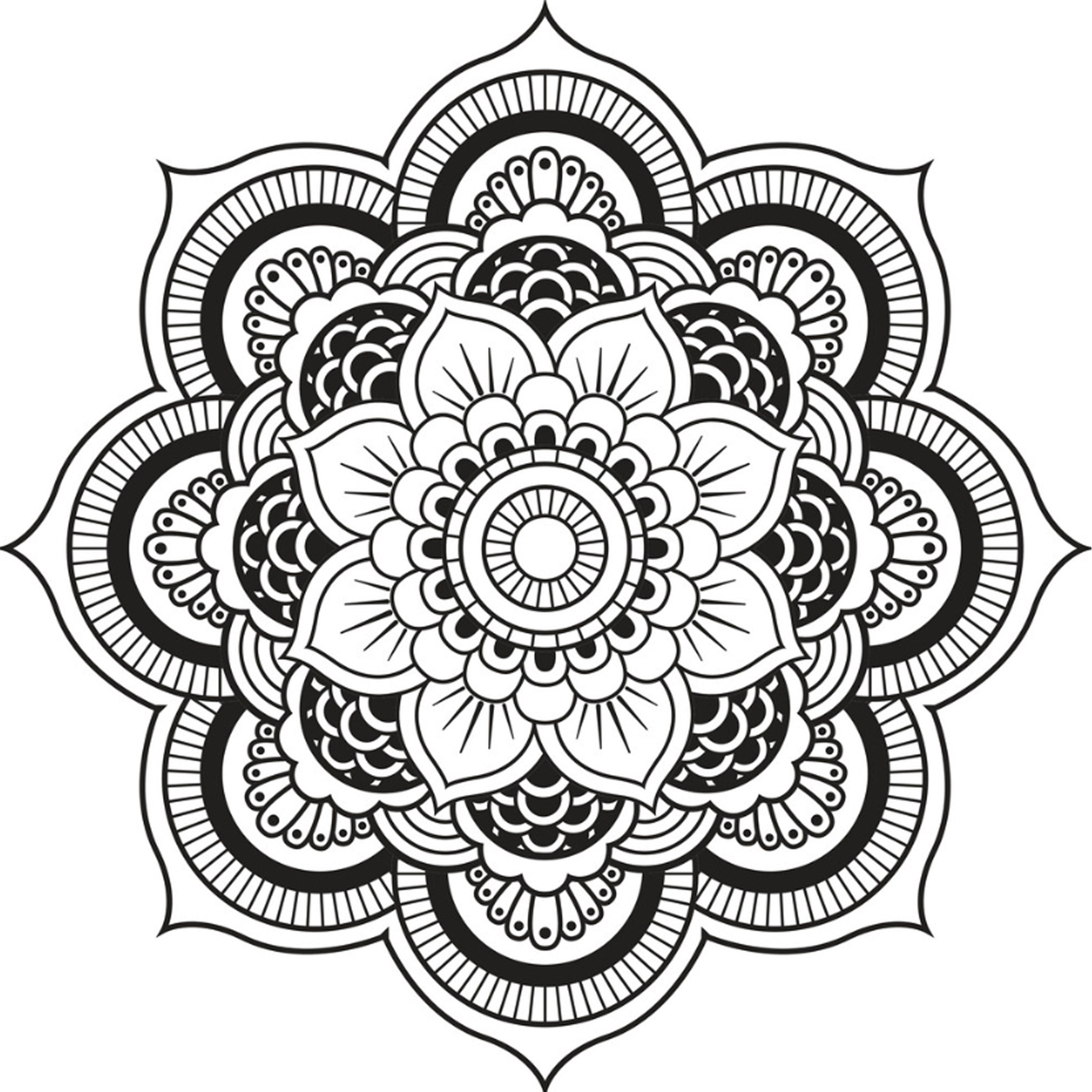 What Is Mandala Yoga Ebb Flow Mandala Kleurplaten Mandala Tekeningen Mandala Ontwerp