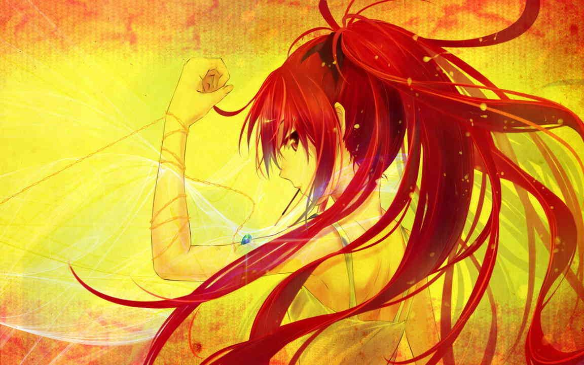 Download Anime Shakugan No Shana BD Subtitle Indonesia Batch