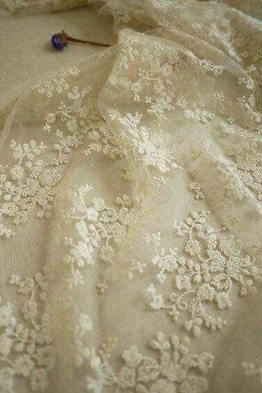 Chic Wedding Dresses Dress Lace Dressses Bridal Fabric Tulle Beige Yard Sales