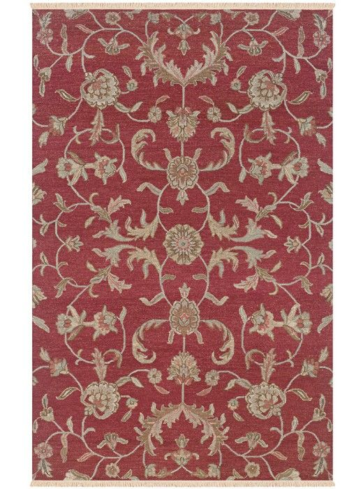 This Elegance Collection Earth Tone Rug