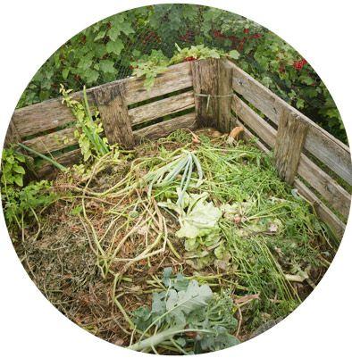 kompost richtig anlegen garten pinterest gardens garten and organic gardening. Black Bedroom Furniture Sets. Home Design Ideas