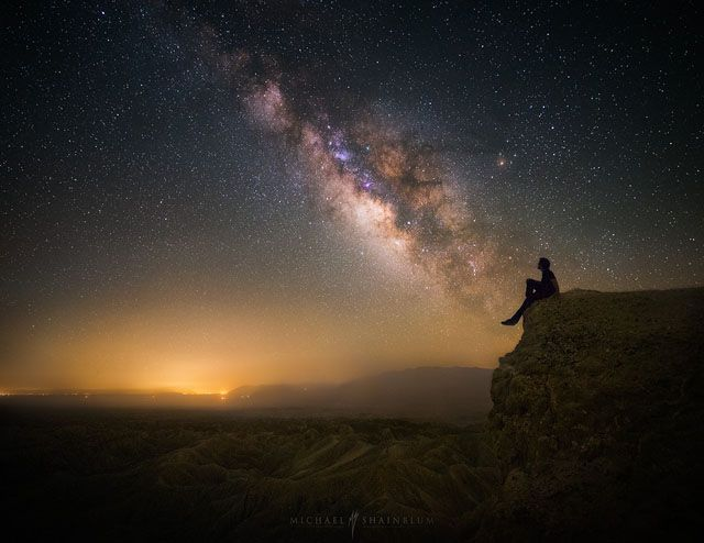 How To Post Process A Milky Way Photo In Lightroom Nature Photography Landscape Photography Milky Way Photos