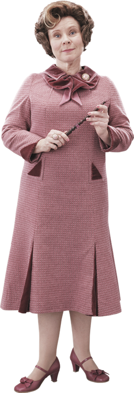 Professor Umbridge Wand Dolores Umbridge Standing Dipinti Bellissimi Dipinti