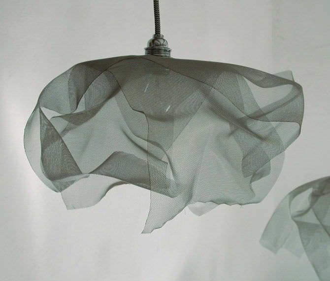 Pendant lamp / contemporary / metal wire mesh ARCHI-NET® J.101 ...