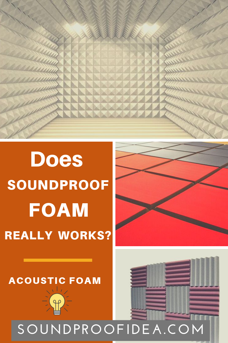 Different Types Of Best Soundproofing Foam Sound Absorbing Sound Proofing Sound Absorbing Foam