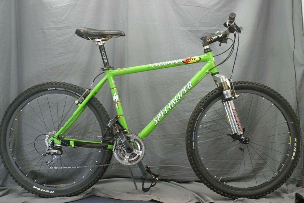 Sponsored Ebay Specialized Stumpjumper Mountain Bike Large Mtb