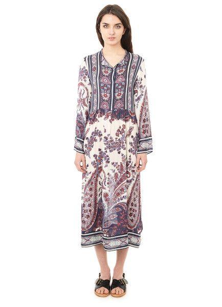 Isabel Marant TILDA dress.